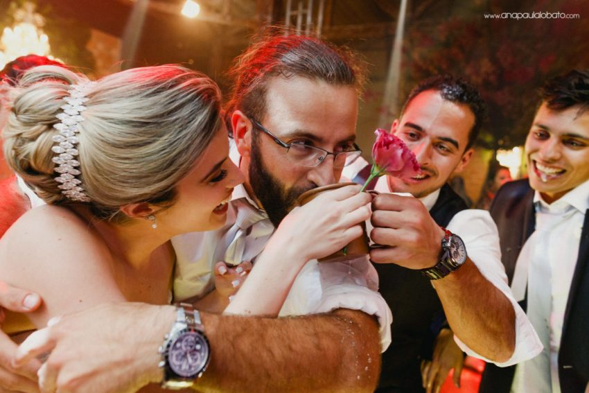 drunk people in wedding