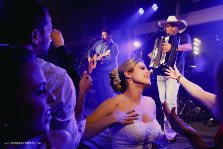 dança sertaneja casamento