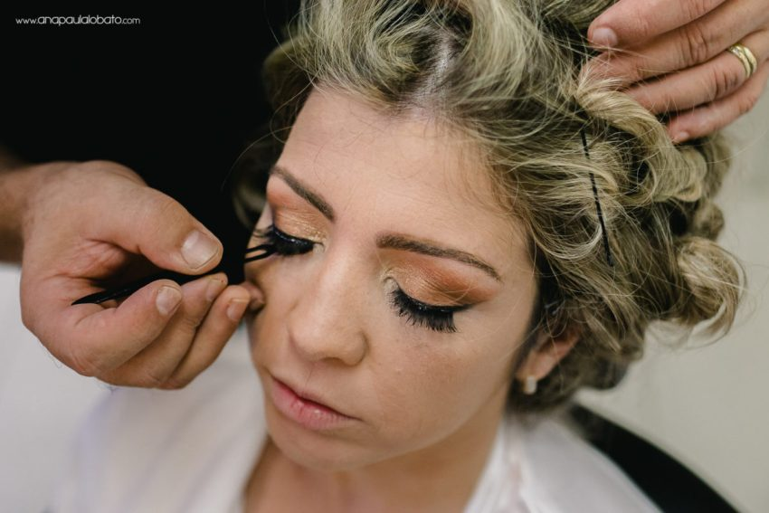 bride make up inspiration