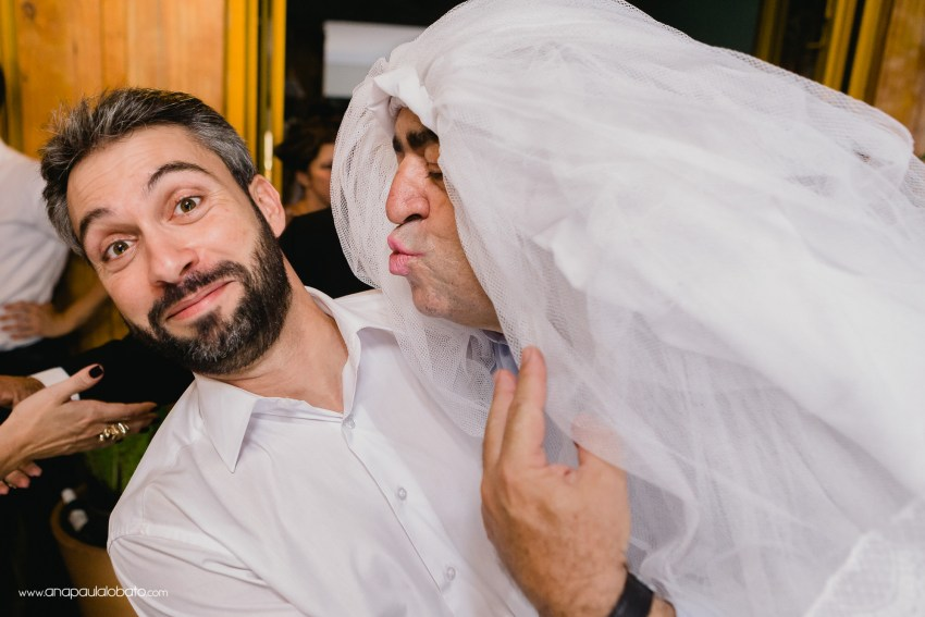 really funny father of the bride with veil