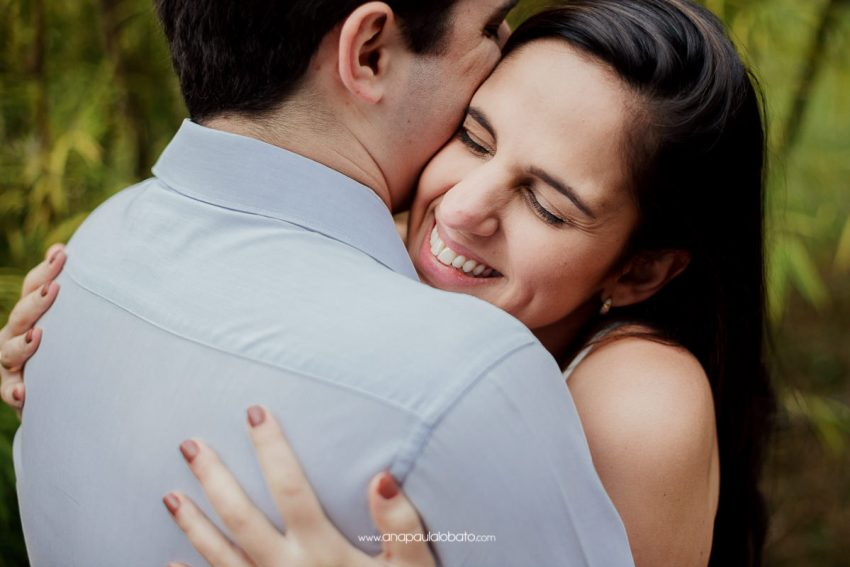 hug in creative engagement shooting