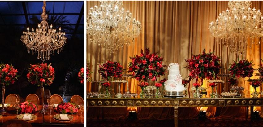 modern and romantic decoration