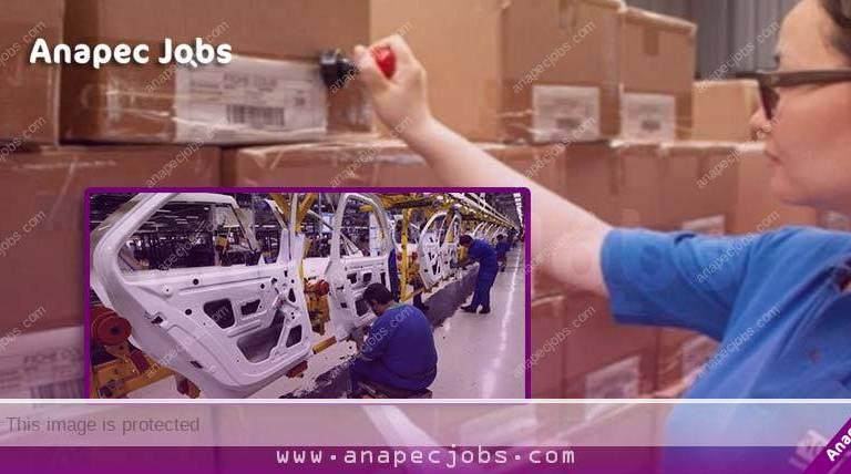 مطلوب توظيف مراقب الجودة وعامل في الإستشارة المعلوماتية و عمال في صناعة السيارات