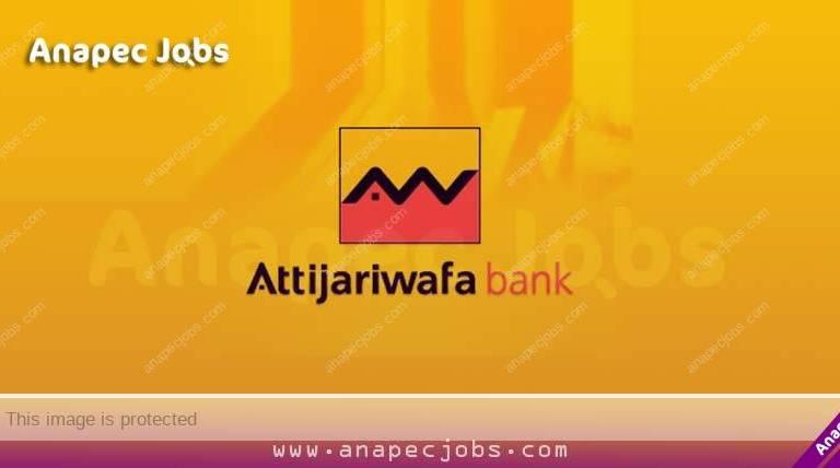 Attijariwafa Bank emploi Plusieurs Profils 2020 - 2021
