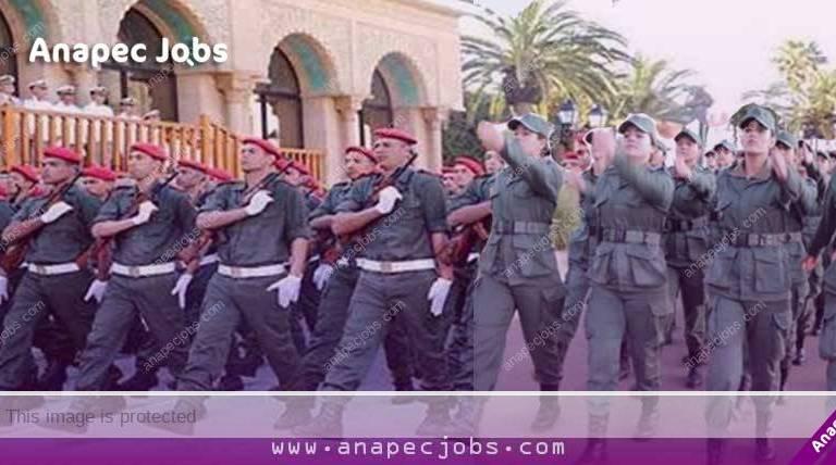 ترشيح بقوات المسلحة الملكية ابتداء من التاسعة إعدادي هده الشروط المطلوبة