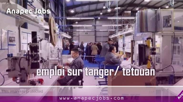 مطلوب توظيف 56 Tanger tetouan emploi Restauration et Technicienمنصب شغل بطنجة تطوان