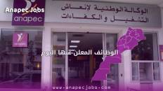 anapec annonce emploi maroc 2020 أهم الوظائف المعلن عنها اليوم من طرف أنابيك