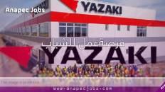 يازاكي تعلن عن توظيف 200 منصب بعقد دائم ويشترط أن تتراوح أعمارهم بين 20 و30 سنة