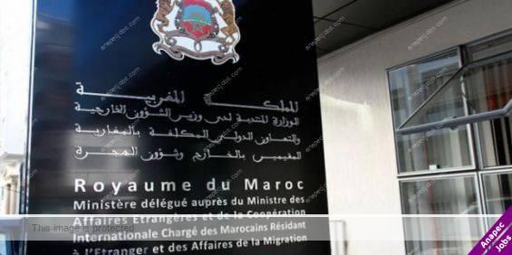 الوزارة المنتدبة المكلفة بالمغاربة المقيمين بالخارج