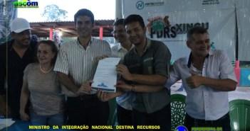 Anapu recebe Ministro da Integração Nacional