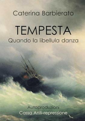 """""""E' disponibile il libro """"Tempesta"""""""