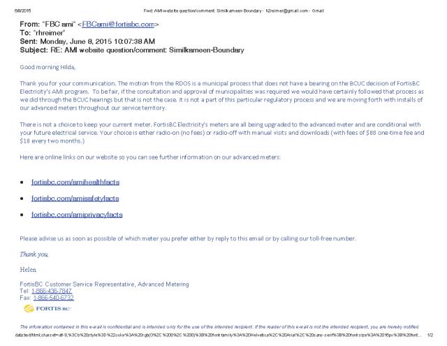 Fortis Smart Meter response_Page_1