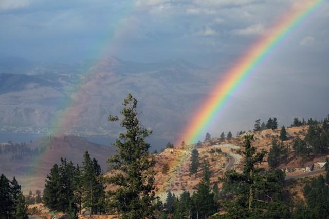 double rainbow aug 21