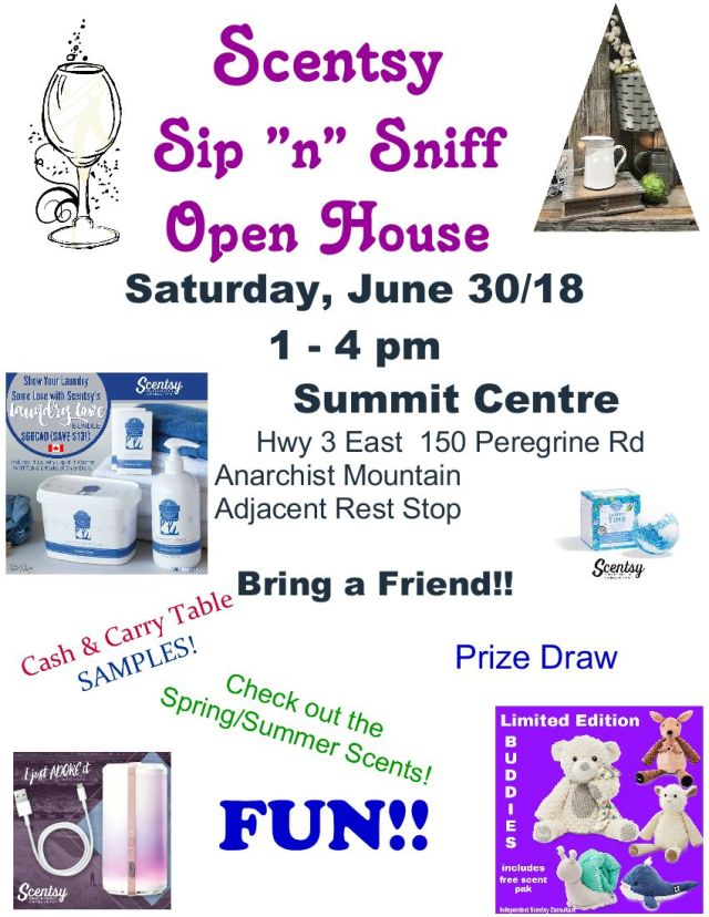 Scentsy Open House-001
