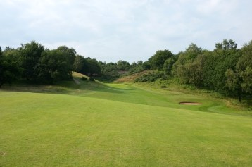 The view from the 15th fairway.