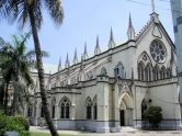 Holy cross cathedral, Lagos