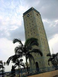 Clock tower Ife