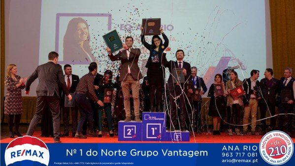Nº do Norte em 2019 Grupo Vantagem