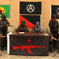 Experiencias en Rojava: entrevistamos a un voluntario anarquista de lasYPG