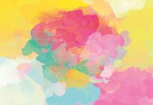 watercolour, gradient, painting technique