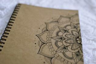 Libreta detalle - Notebook Detail