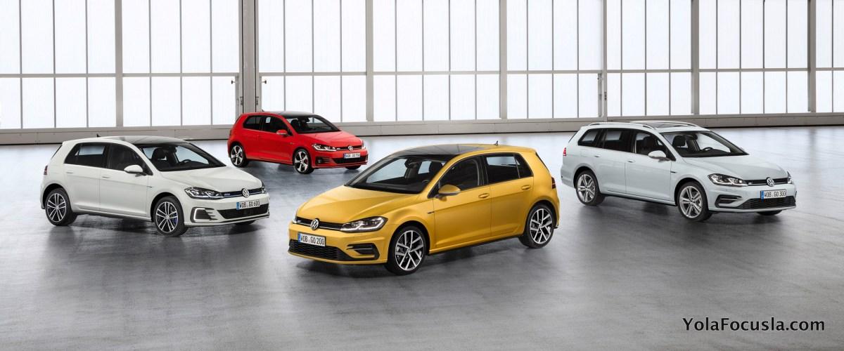 Makyajlı Volkswagen Golf 7 Tanıtıldı (2017 Vw Golf)