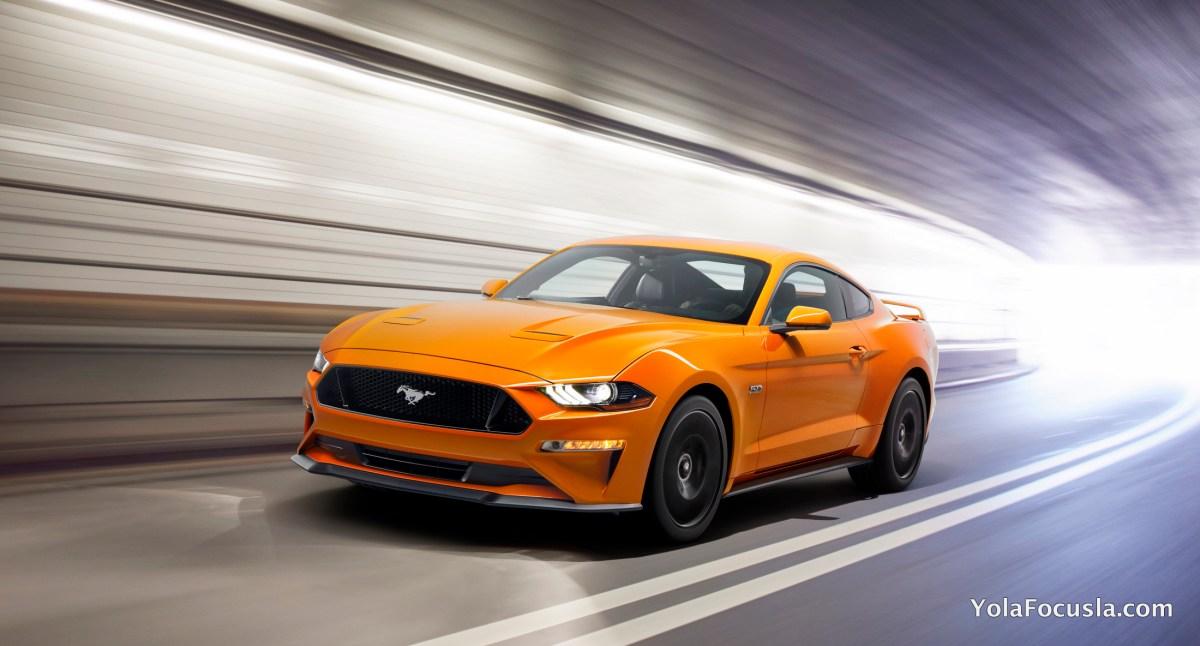 2017 Makyajlı Mustang Tanıtıldı | 2018'de Türkiye'de...
