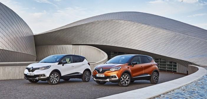 Makyajlı Renault Captur Tanıtıldı