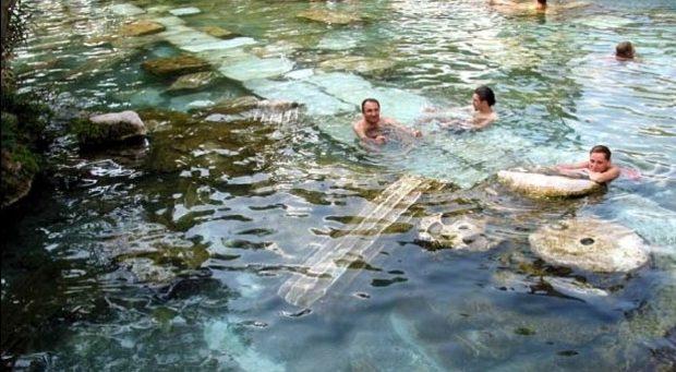 Ancient Pool