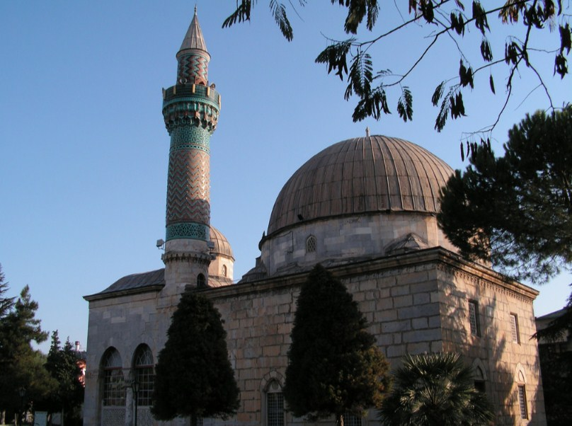 Green Mosque, İznik