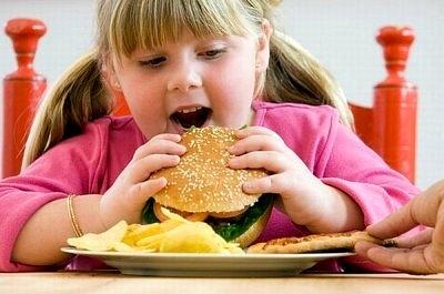 Tip Elak Anak Gemuk Atau Obesiti