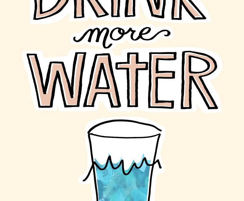 Jenis Minuman Pengganti Air Putih