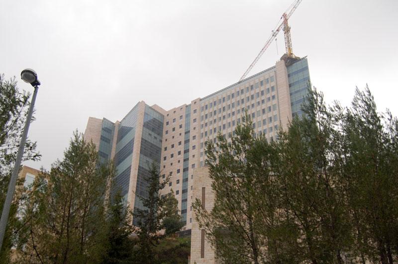 Больница Адаса в Иерусалиме