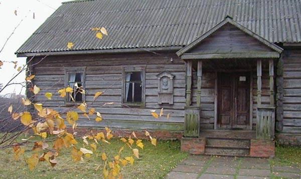 Дом-музей писателя Максима Горецкого в Малой Богатьковке