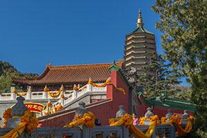 Бадачу, достопримечательности Пекина