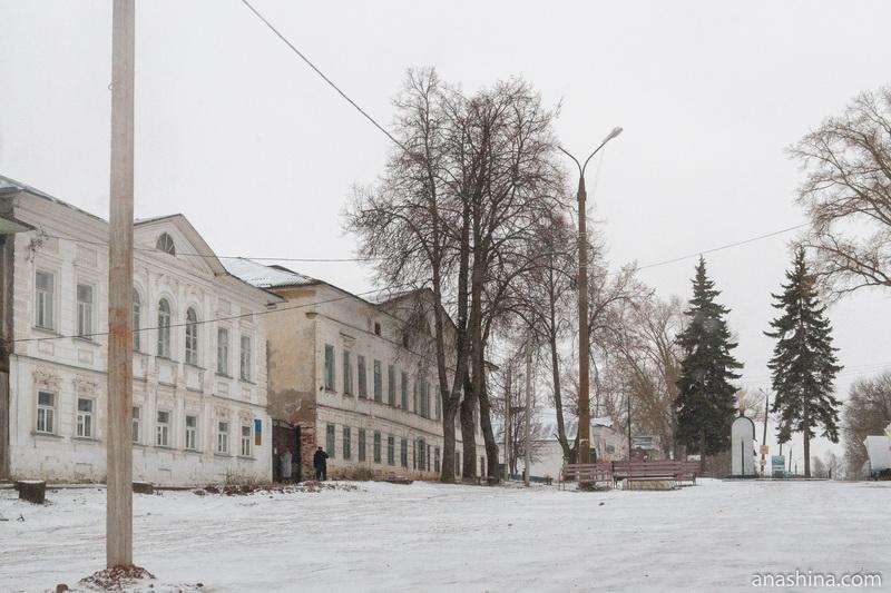Дома по улице Карла Маркса, Калязин