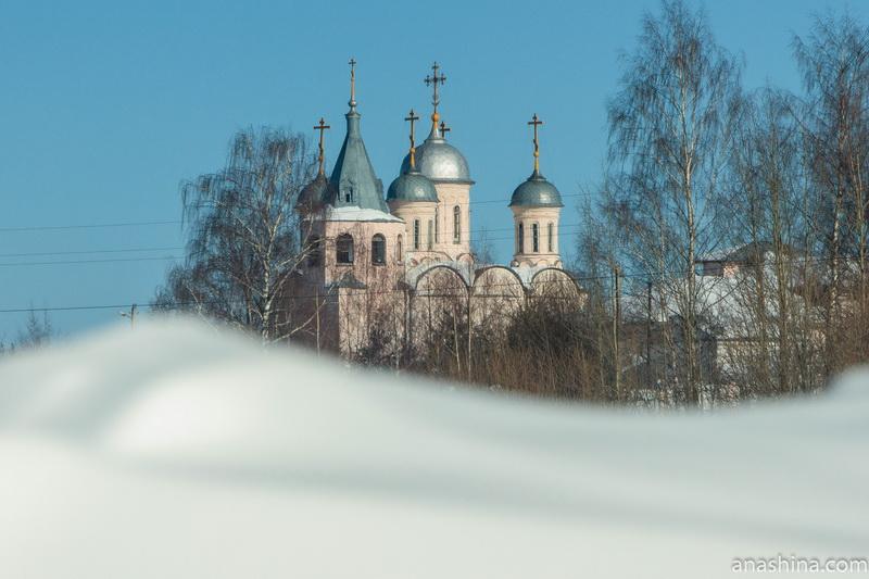 Успенский собор Паисиево-Галичского женского монастыря, Галич
