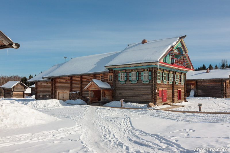 Семёнково, Дом В.Н. Копылова