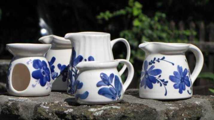 Seni Rupa Terapan Keramik