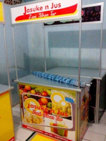 jual portable booth