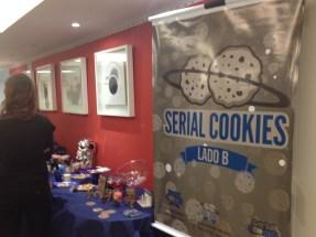 Serial Cookies, o blog, agora tem o lado b, os cokies propriamente ditos!