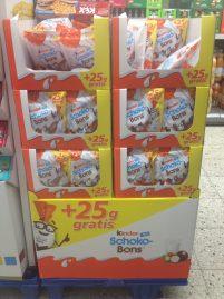Promoção de Schokobons!!!