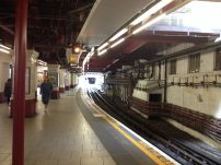 Baker Street, na Metropolitan Line