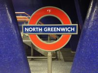 North Greenwich - Picadilly Line