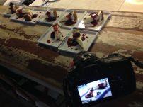 Um mar de cheesecakes pra eu fotografar... haha