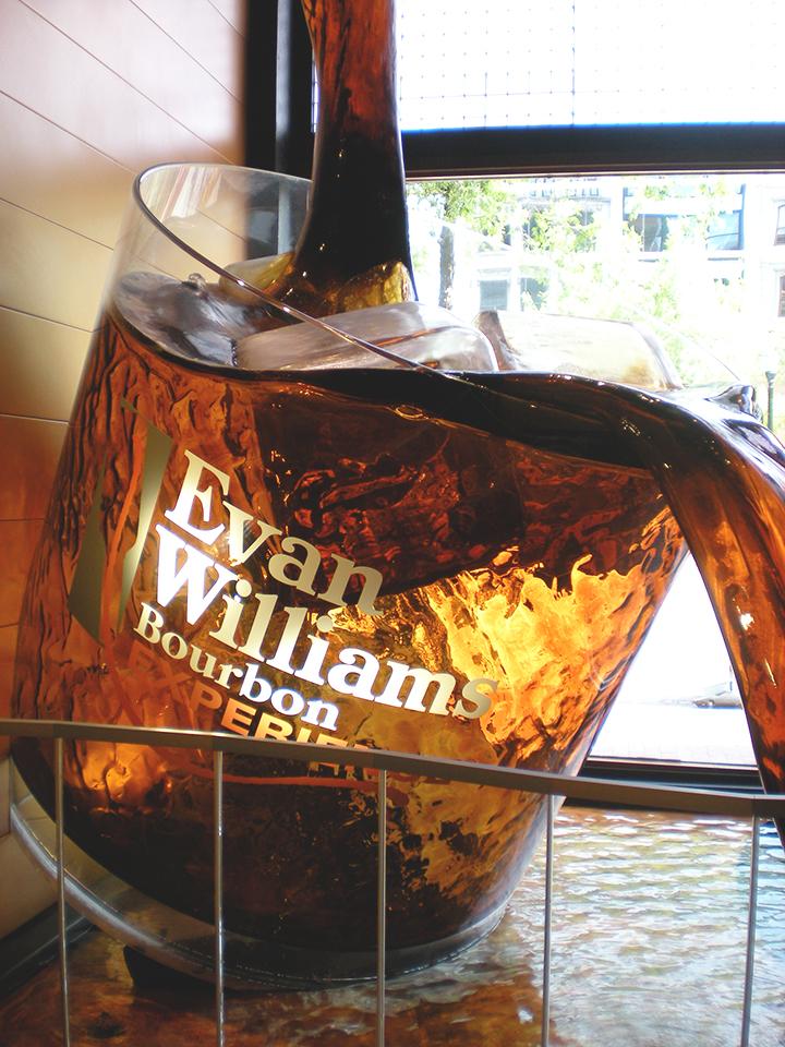 kentucky bourbon trail evan williams