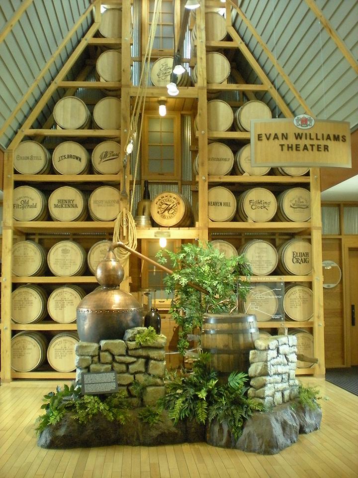 kentucky bourbon trail heaven hill theater