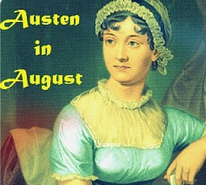Austen in August - a month-long celebration of everyone's favorite Regency author with www.roofbeamreader.com // www.anaspiringheroine.com