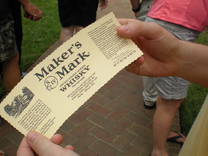 best of kentucky bourbon trail makers mark