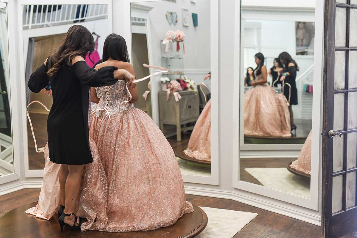 Wedding Dress Alterations Lewisville TX